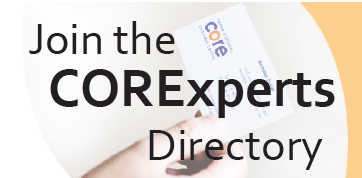 Join the CORExperts directory